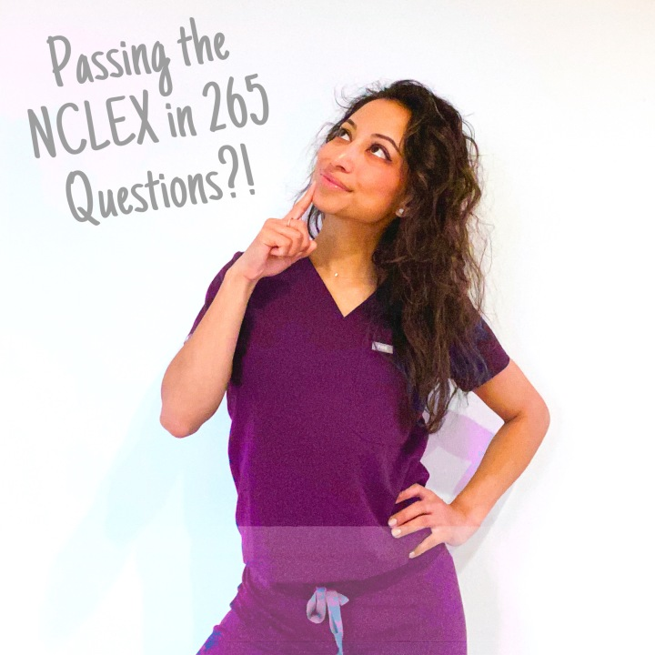 Passing the NCLEX